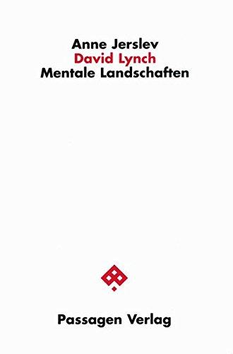 David Lynch. Mentale Landschaften. (Passagen Kunst) Taschenbuch – 1. Oktober 2006 Anne Jerslev Passagen Verlag 3851657527 Ballett
