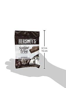 Hersheys Sugar Free Milk Chocolate Peg Bag - 3 Oz by Hershey's