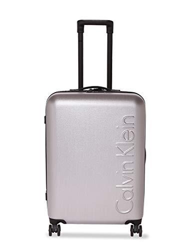 Calvin Klein South Hampton Polycarbonate Hard Side Medium Trolley (Graphite)