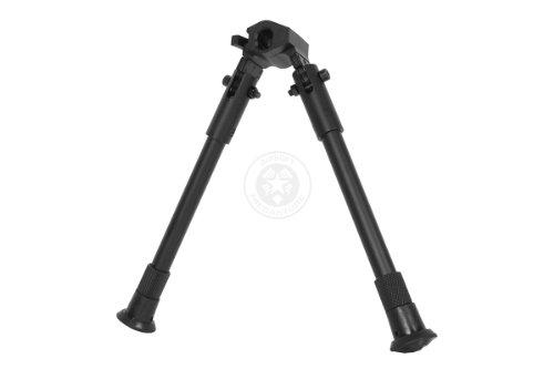 WellFire Airsoft Full Metal QD MB06 Bípode de rifle de francotirador