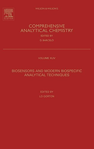 Biosensors and Modern Biospecific Analytical Techniques, Volume 44 (Comprehensive Analytical Chemistry)