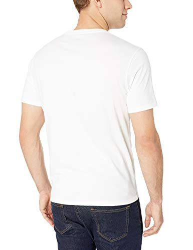 T taschino slim shirt Whi Essentials da Amazon attillata bianco Blanc fit fqfp67xw