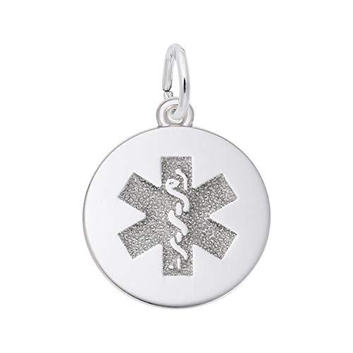 Sterling Silver Medical...