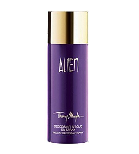 (Alien by Thierry Mugler for Women 3.4 oz Radiant Deodorant Spray)
