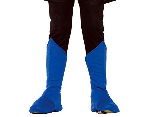 Endless Road 76590 Blue Superhero Boot Tops -