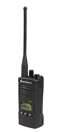 Motorola On-Site RDU4160d 16-Channel UHF Water-Resistant Two-Way Business Radio