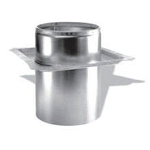 Chimney 69672 6 in. Dura-Vent Dura-plus Firestop Radiation Shield- Galvalume by DuraVent