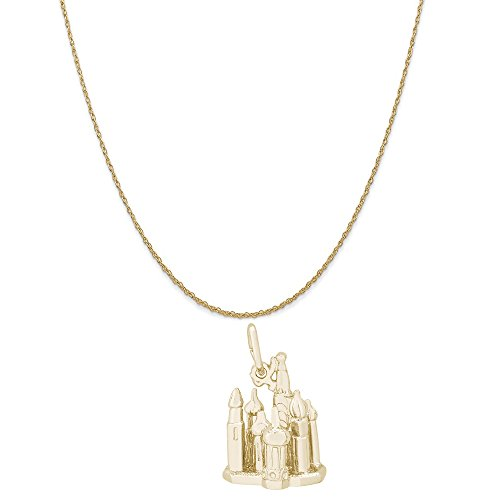 Rembrandt Charms 14K Yellow Go