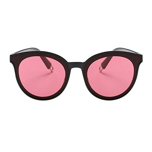 Lunettes de Soleil Ansenesna Sunglasses One Piece Mirror Lunettes De Vue RéFléChissantes Pour Hommes Femmes C