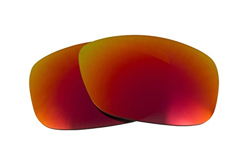 Best SEEK OPTICS Replacement Lenses Oakley TEN - Polarized - Oakley Ten Lenses