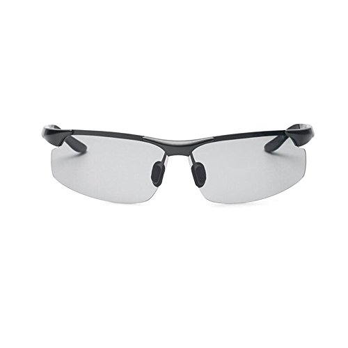 UV Reflejante Anti Gafas Color Propósito De Conducción Gafas Gafas Noche Y Sol Anti Unisex Sol Definición Día De Gafas para De YQQ De de Gafas Deporte sol Doble Alta 1 3 De Polarizadas wnAgxqpFC