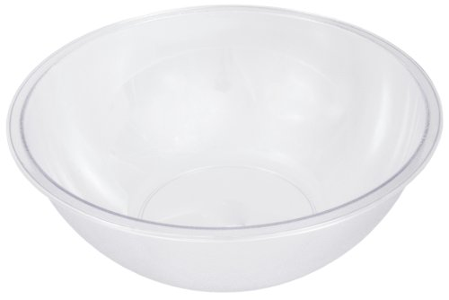 (Crestware PEB12 Round Pebbled Salad Bowl, 12-Inch )
