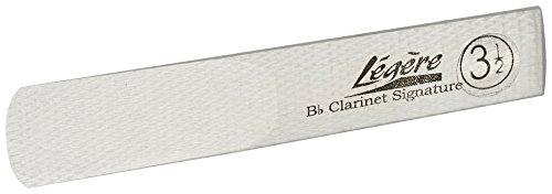 B-flat Clarinet (Legere BBSS350 Signature Series Bb Soprano Clarinet No. 3.5 Reed)