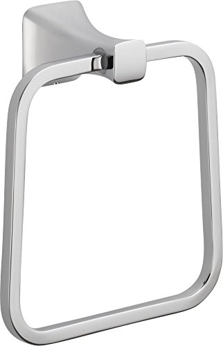 Delta Faucet 75246 Tesla Towel Holder, Chrome