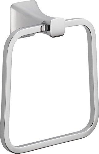 Delta Faucet 75246 Tesla Towel Holder, Chrome by DELTA FAUCET
