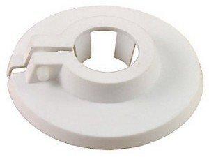 Buderus - Rosetón embellecedor tubo calefacción, 15 mm de diámetro: Amazon.es: Bricolaje y herramientas
