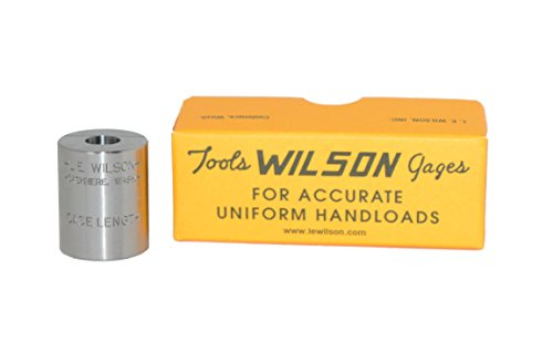 L.E. Wilson CLG-38SP Case Length Gage for 38 Special,
