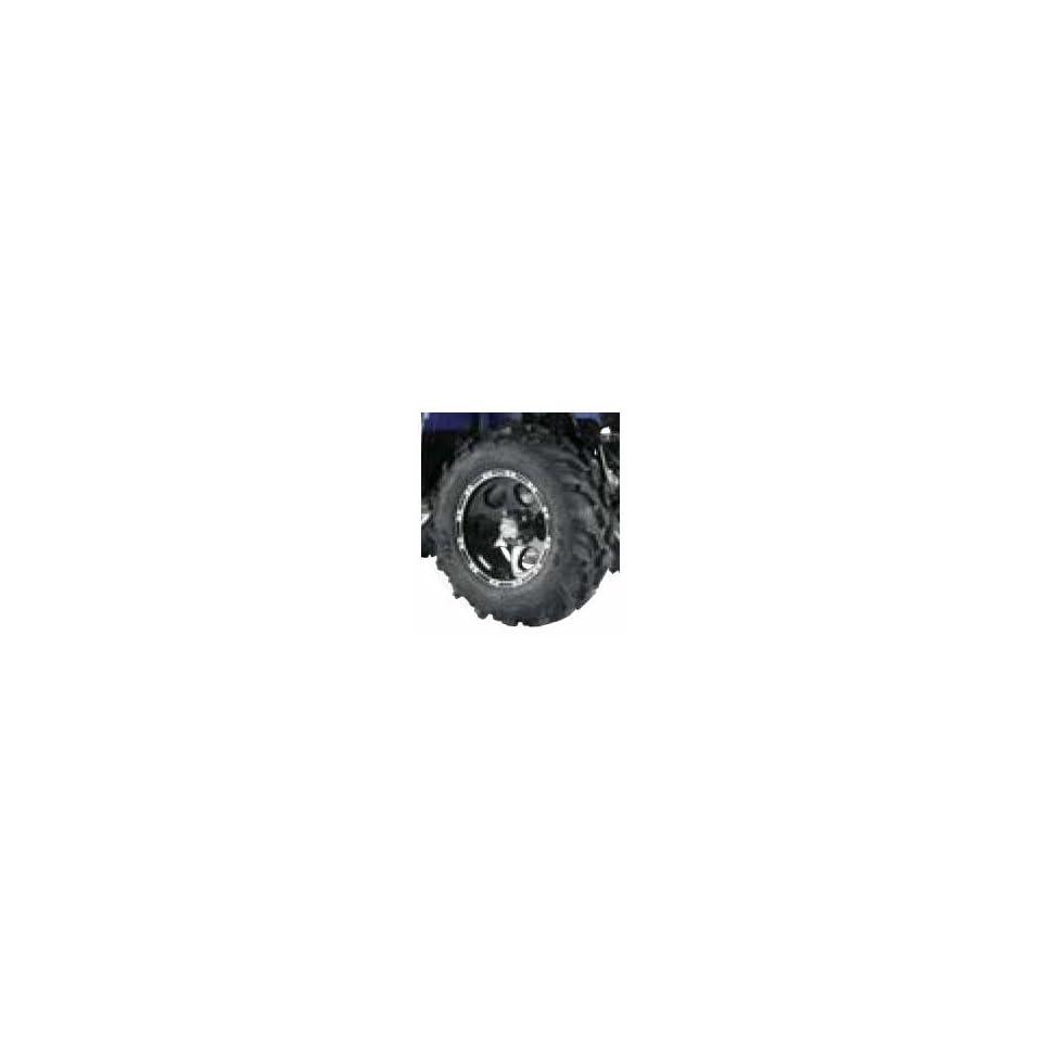 ITP Mud Lite XTR C Series Type 7 Black 27in.x14in. Left Front Tire/Wheel Kit* Black 37266L