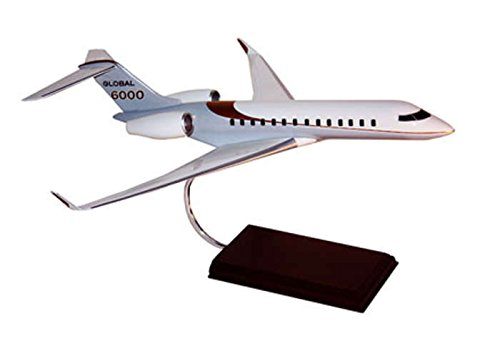 Executive Series Models Global 6000 1/55 Scale H11455 Model Kit by Executive Series Models