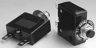 CARLING TECHNOLOGIES CLB-253-11A3N-B-A CIRCUIT BREAKER, THERMAL, 1P, 250V, 25A (10 pieces)
