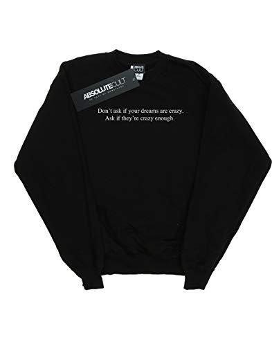 Cult Mujer Negro Absolute Camisa Crazy Dreams De Drewbacca Entrenamiento dwXqqE8WBA