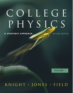 College Physics: A Strategic Approach Volume 1 (Second Custom Edition for University of Minnesota Twin Cities)