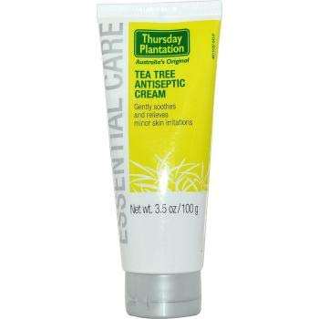 (Nature's Plus Tea Tree Antiseptic Thursday Plantation Cream, 3.5 Ounce)