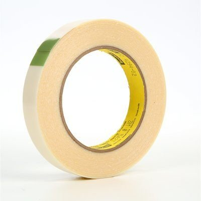 3M 5423 Clear Slick Surface Tape - 3/4 in Width x 11.7 mil Thick - Packaging Type: Boxed - 11991 [PRICE is per ROLL]