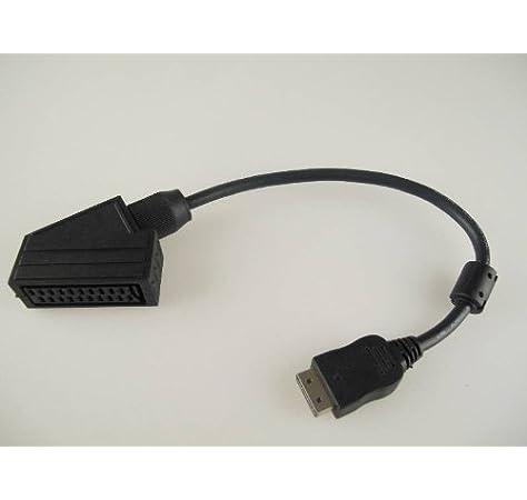 Panasonic K1HY20YY0011 - Cable euroconector para televisores de pantalla plana Panasonic: Amazon.es: Electrónica