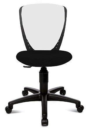 Topstar silla de escritorio infantil S cool Swap - espalda tela para colorear y cambiar