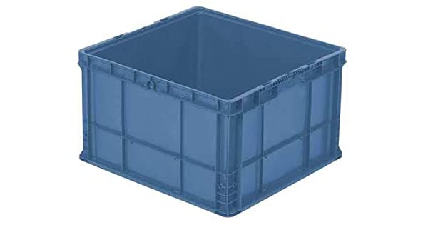 Orbis Distribution Container 24 in L Blue