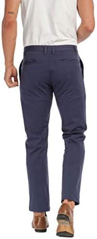 RHONE MEN'S COMMUTER REGULAR PANT, PREMIUM FLEXKNIT STRETCH FABRIC, COMFORTABLE STRAIGHT LEG