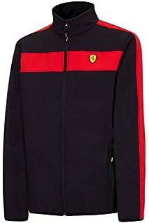 Ferrari Black Softshell Jacket (Large)
