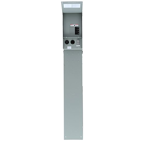 rv 50 amp electrical box - 8