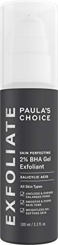Paula's Choice-SKIN PERFECTING 2% BHA Gel Salicylic Acid Exfoliant, 3.3 Ounce Bottle
