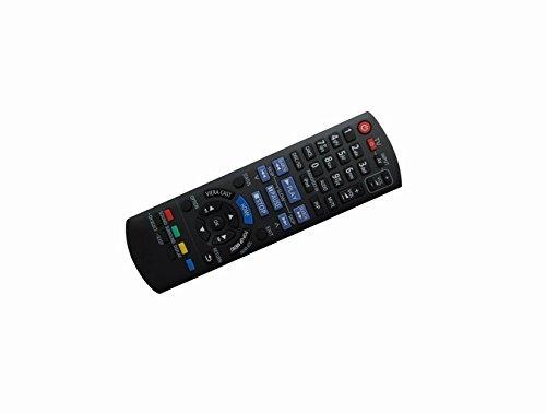 HCDZ Replacement Remtoe Control for Panasonic SA-BTT755 SC-BT230 SC-BT235 Blu-ray Disc DVD Home Cinema Theater System by HCDZ