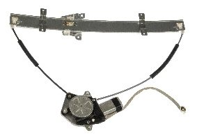 Dorman 741-974 Front Driver Side Power Window Regulator and Motor Assembly for Select Chevrolet / Suzuki Models