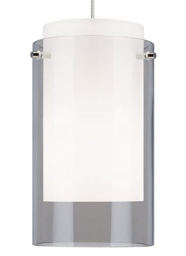 MP-Mini Echo Pend smoke, sn by Tech Lighting