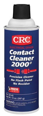 Crc Contact Cleaner 2000 Precision Cleaner 15 Oz. Can