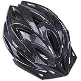 Black Mountain Bike Riding Helmet for Men and Women