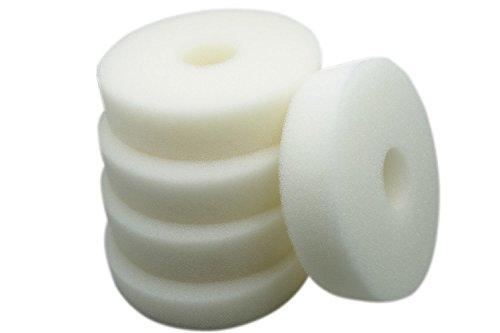 LTWHOME Compatible Foam Sponge Filter Media Fit for Laguna Pressure-Flo 3200 UVC Filter(Pack of 5)