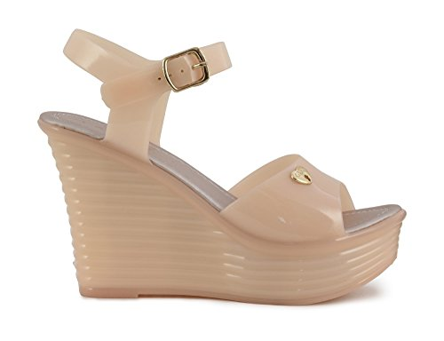 Sandalo Sandalo zeppa su 110 Caf su PwOOvaq5x