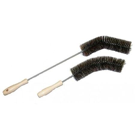 Noodle Flexible cepillo - 27 cm de largo x 2,5 cm de diámetro x 8 ...