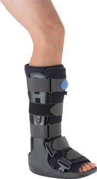 Royce Medical Equalizer - Ossur America-Royce Medical A-W0400BLK Walker Brace Equalizer Ft Black Sm Std Ea