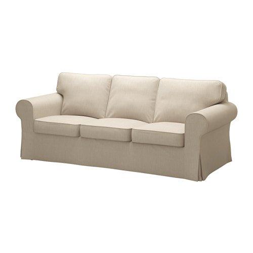Ikea Sofa cover, Nordvalla dark beige 1628.52323.186