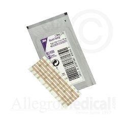 (3M Health Care B1550 Steri-Strip Blend Tone Skin Closures, 1/8