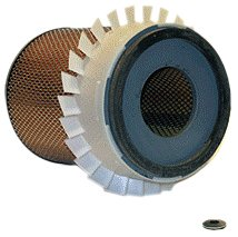 WIX Filters - 42234 Heavy Duty Air Filter W/Fin, Pack of 1