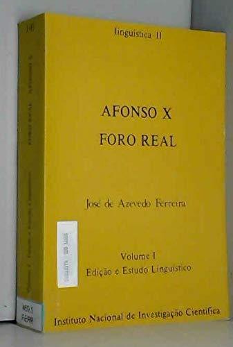 Fuero Real de Alfonso X El Sabio Leyes Históricas de España ...
