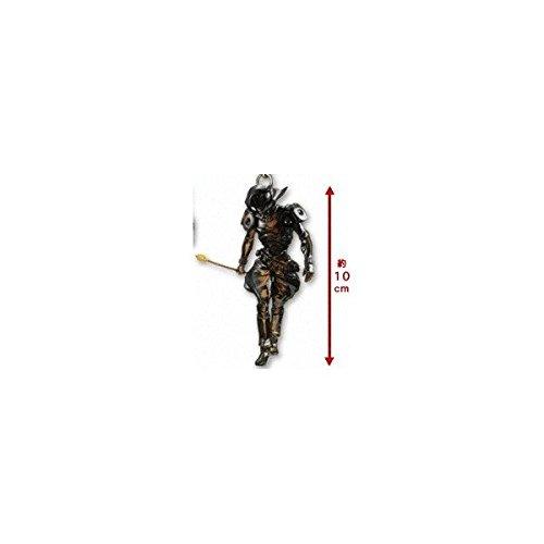 Vol.3 Silver Chariottsu Requiem single item Bizarre Adventure Stand Collection Figure Keychain JoJo (japan import)