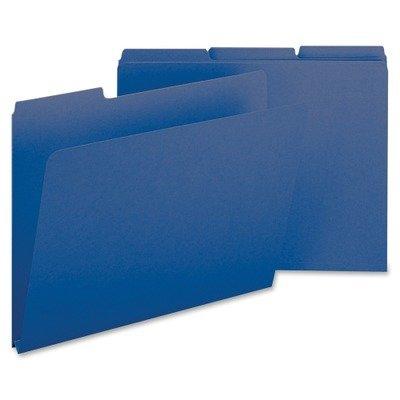f-Tab File Folders (Pressboard 1/3 Self Tab Letter)